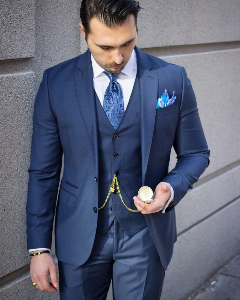 Three-Piece Suit 38