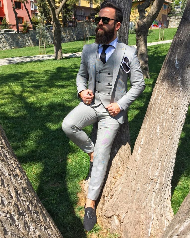Three-Piece Suit 39