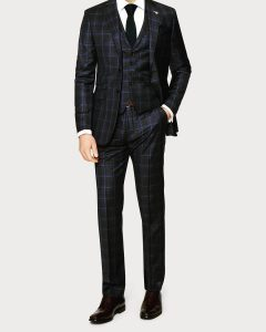 Three-Piece Suit 40
