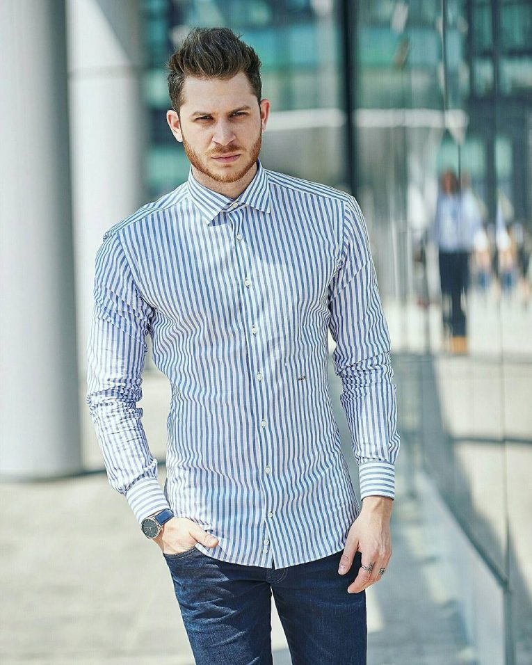 65 fashionable mens untucked shirts best in 2018 for Best shirts to wear untucked