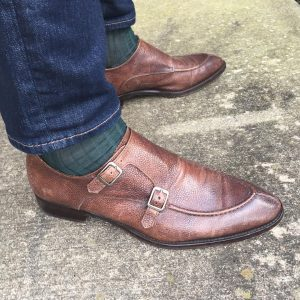 monk strap shoes 13