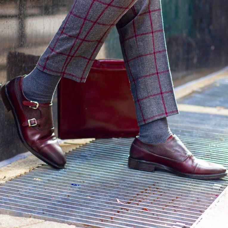 monk strap shoes 14