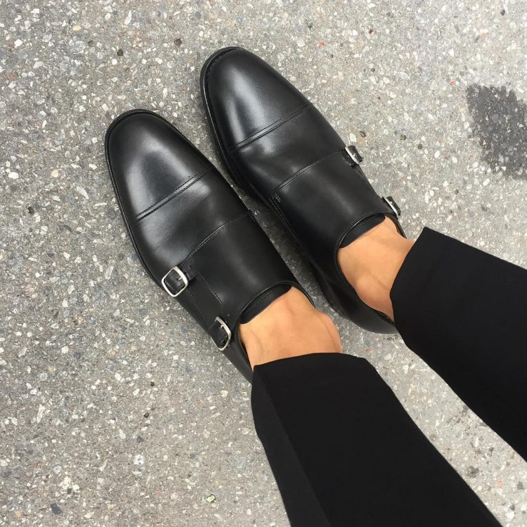monk strap shoes 2
