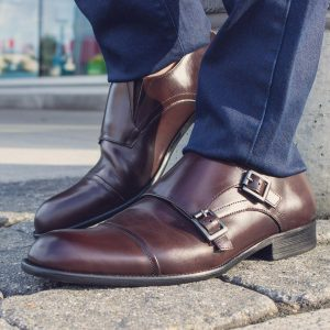 monk strap shoes 9