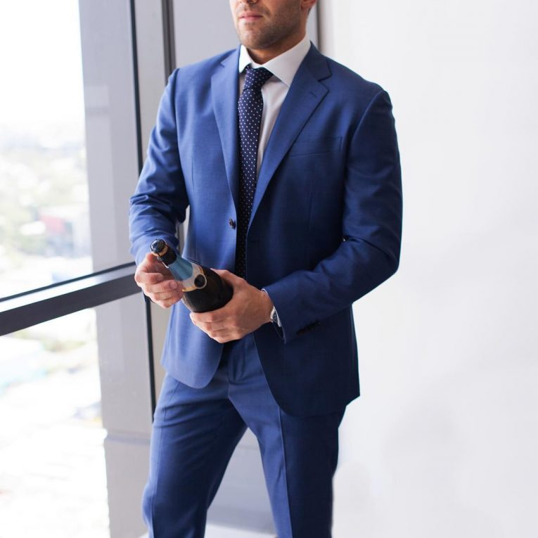 navy blue suit 5