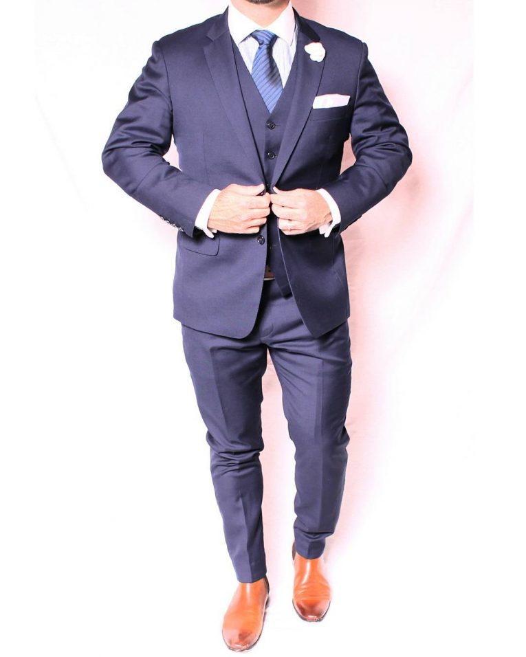 navy blue suit 6