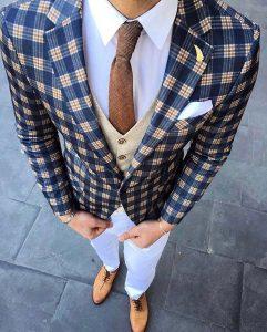 slim fit suit 6