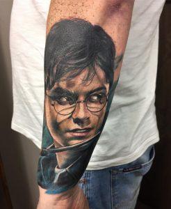 HarryPotterTattoo1