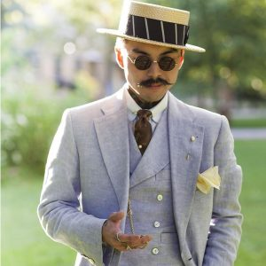 1-boater-with-vintage-suit