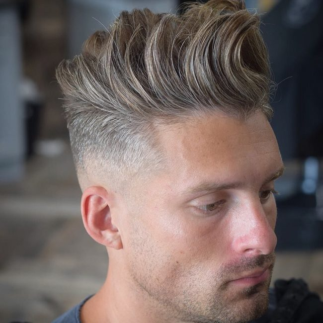 Superb 40 Spectacular Quiff Hairstyle Ideas The Most Iconic Mens Haircut Short Hairstyles For Black Women Fulllsitofus