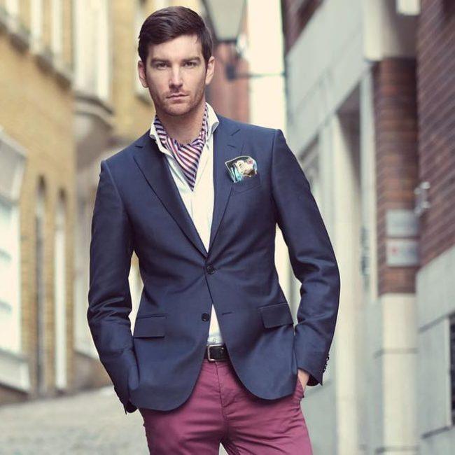 30 Ways To Style Ascot Tie