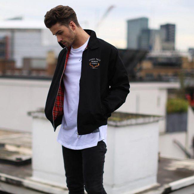 35 Remarkable Ways To Wear Harrington Jacket A Tartan Tale