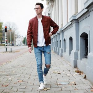 10-plain-college-jacket-with-jeans