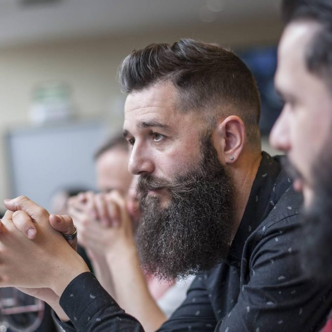 Cool 40 Attractive Long Beard Styles The Timeless Trend For Men Short Hairstyles Gunalazisus