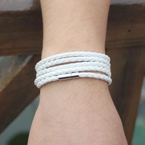 12-the-white-leather-braided-bracelet