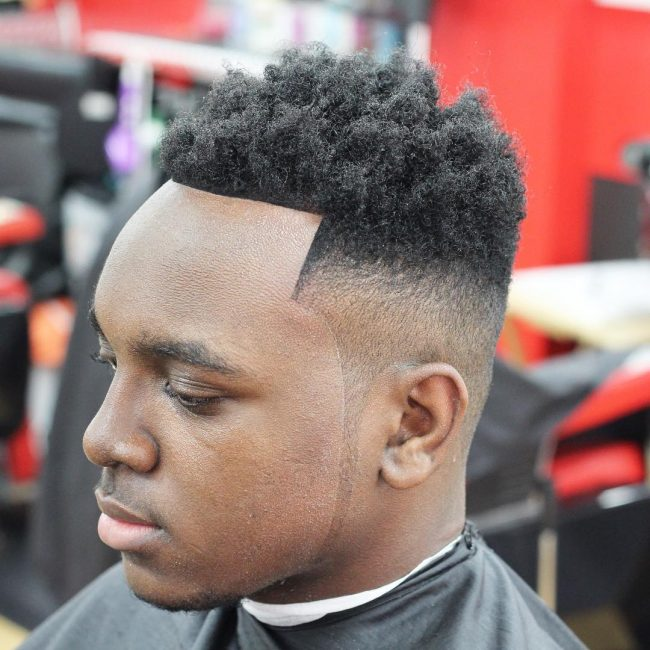 55 Fresh Fade Haircuts For Black Men The Most Fashionable Designs