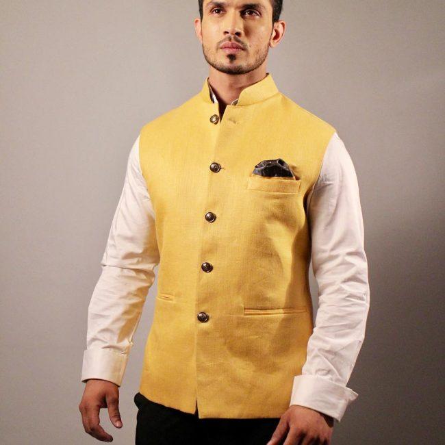 35 Impressive Ways to Wear Nehru Jacket - The Uncommon Item