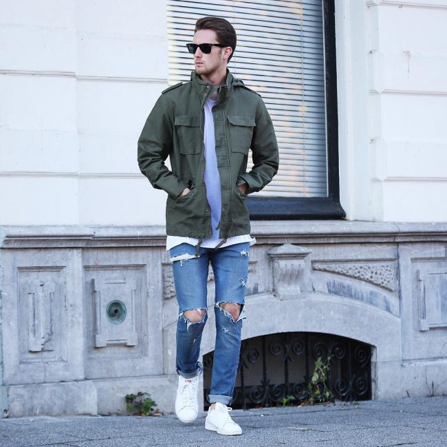 14-green-denim-jacket-and-rugged-jeans
