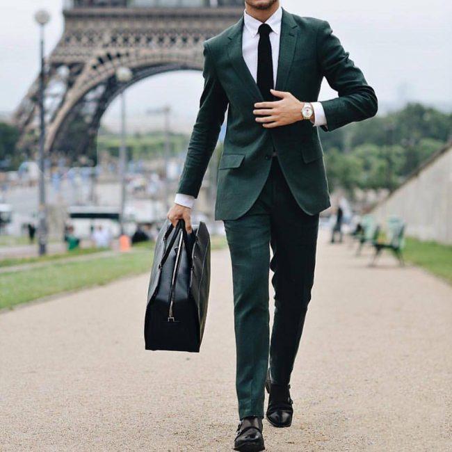 14-stylish-army-green-modern-cut