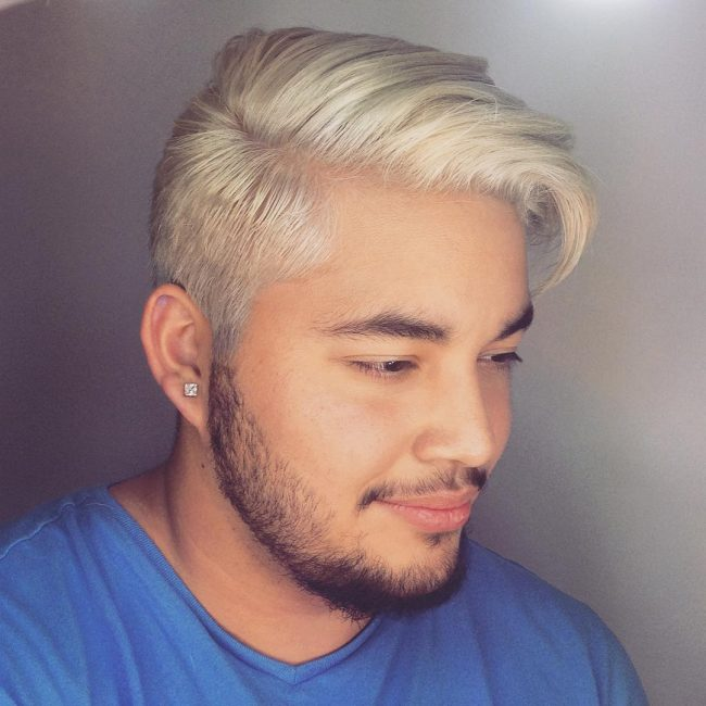 16-messy-blonde-hair-with-black-beard