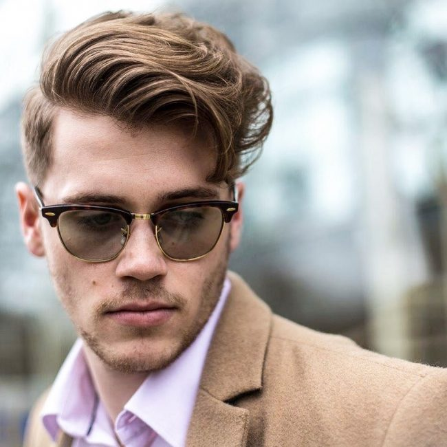25 Spectacular Edgy Haircut Ideas For Men Clean Amp Classy Looks