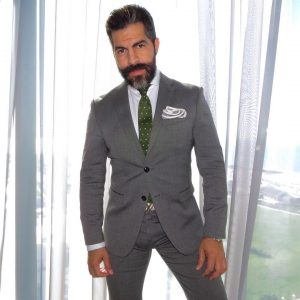 17-gray-suit-and-flow-fold-square
