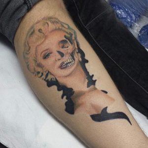 MarilynMonroeTattoo19