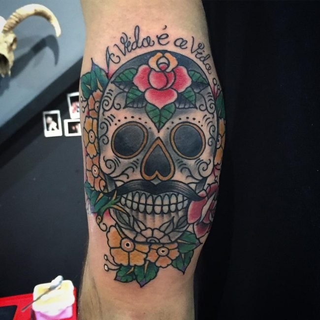 SugarSkullTattoo2