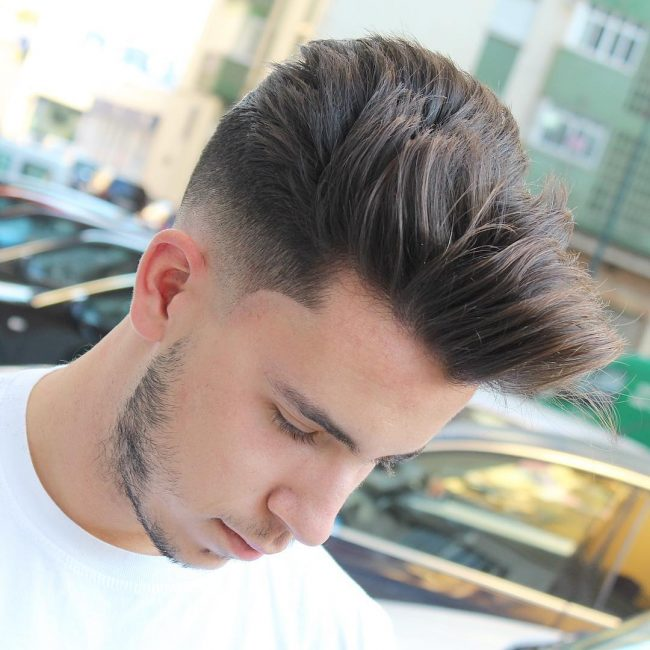 how to do a quiff in your hair