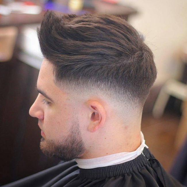 40 cool low skin fade haircuts best styles in 2018 2 perfect front sweep winobraniefo Images