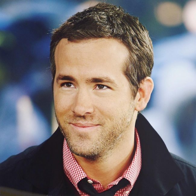 30 Hot Ryan Reynolds Haircuts The Secret To His Style