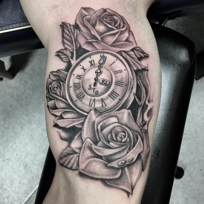80 smart black and grey tattoo ideas the key secret to for How to shade tattoos