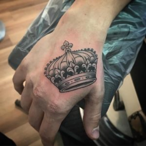 CrownTattoo21
