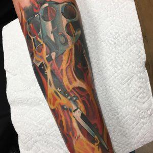 FlameTattoo23