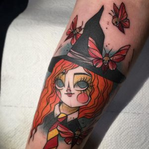 HarryPotterTattoo23