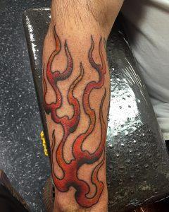 FlameTattoo25