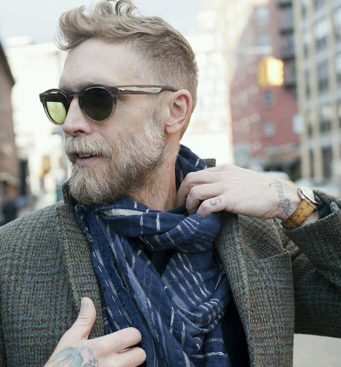 30 Magnificent Blonde Beard Styles The Golden Rules
