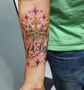 CrownTattoo27