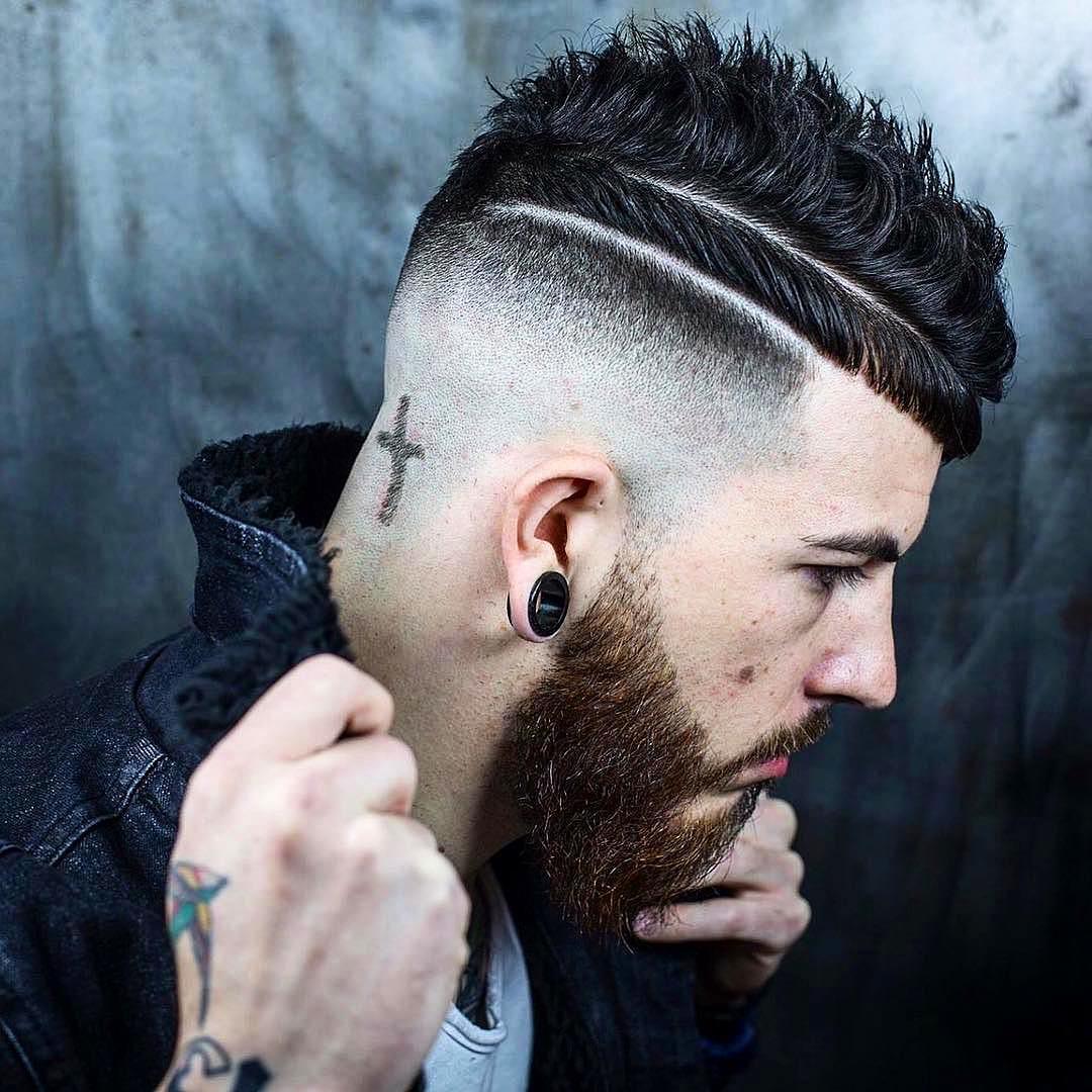 40 Fabulous High Top Fade Haircuts Cool Fashion Trends