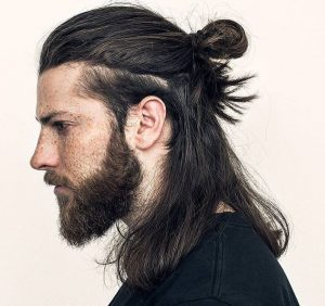 27-the-half-up-man-bun