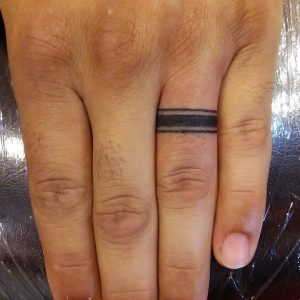 WeddingRingTattoo29
