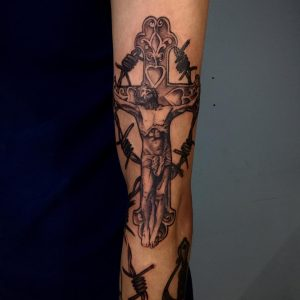 CrossTattoo30