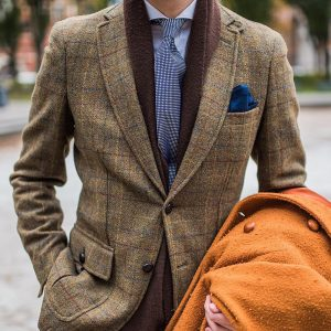 32-casual-brown-jacket-on-blue-shirt