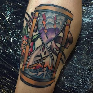 HourglassTattoo34