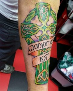 CelticCrossTattoo35