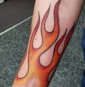 FlameTattoo36