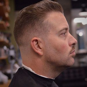 37-brush-back-with-a-fade-down