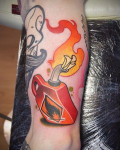 FlameTattoo38
