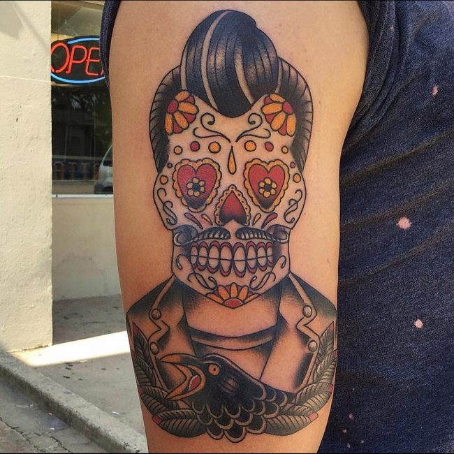 SugarSkullTattoo39
