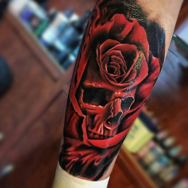 50 Extraordinary 3D Tattoo Designs for Men - The Hottest Trends